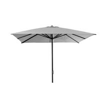 Oasis 2 x 2m Parasol Pulley System - Light Grey Twill