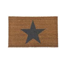 Single Star Door Mat