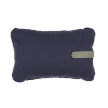 Decorative Outdoor Medium Cushion - Night Blue