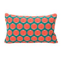 Envie D'Allieurs Melons Cushion 68 x 44 - Turquoise Blue