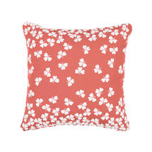 Trefle Cushion 44cm x 44cm – Capucine