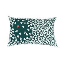 Trefle Cushion 68cm x 44cm – Cedar Green