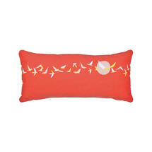 Ava Outdoor Cushions 35 x 70 - Capucine