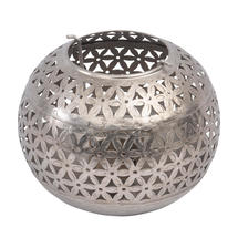 Moroccan Styled Metal Tealight Holder