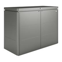 HighBoard size 160 metallic quartz grey