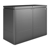 HighBoard size 160 metallic dark grey