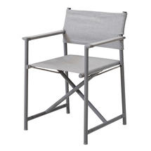 Struct folding chair - Light grey