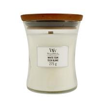 White Teak 10oz Candle