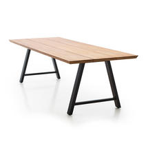 Matteo Dining Table 215 cm - Solid Teak