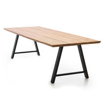 Matteo Dining Table 285 cm - Solid Teak