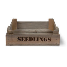 Spruce Wood Seedling Tray