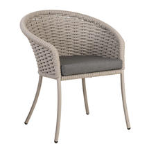 Cordial Dining Chair with Cushion - Beige
