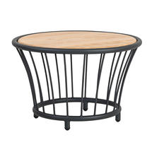 Cordial Side Table with Roble Top