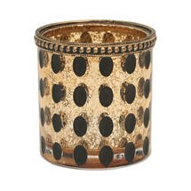 Spotted Tealight Votive