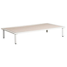 Beach Coffee Table with HPL Top