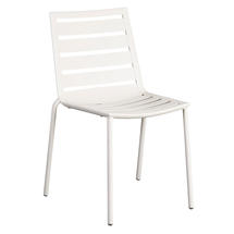 Fresco Stacking Dining Side Chairs - Shell Frame