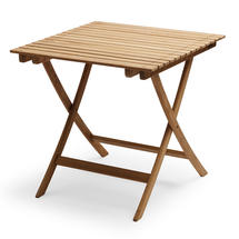 Selandia Folding Table 75x75cm - Teak