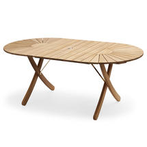 Selandia Extending Teak Table -100x180cm