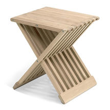 Fionia Folding Stool/Table-Oak