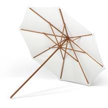 Messina Parasol Round 300cm- Wood