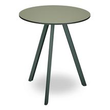 Overlap 62cm Round Table - Hunter Green