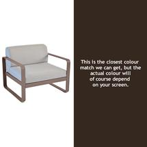 Bellevie Outdoor Armchair - Russet
