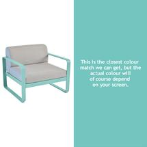 Bellevie Outdoor Armchair - Lagoon Blue