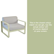 Bellevie OutdoorArmchair - Willow Green