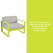 Bellevie Outdoor Armchair - Verbena Green