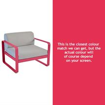 Bellevie Outdoor Armchair - Pink Praline