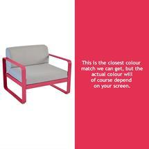 Bellevie Armchair - Pink Praline