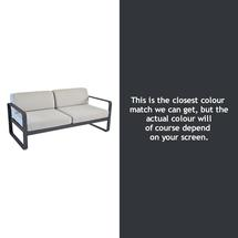 Bellevie Outdoor 2 Seater Sofa - Anthracite