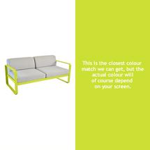 Bellevie Outdoor 2 Seater Sofa - Verbena Green
