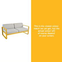 Bellevie Outdoor 2 Seater Sofa - Honey