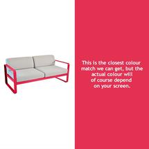 Bellevie Outdoor 2 Seater Sofa - Pink Praline