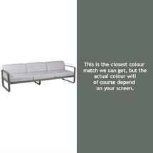 Bellevie Outdoor 3 Seater Sofa - Rosemary