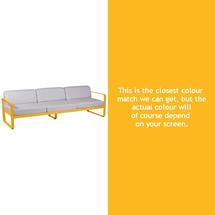 Bellevie Outdoor 3 Seater Sofa - Honey