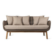 Anton Outdoor Lounge Sofa