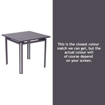 Costa Square Table - Plum