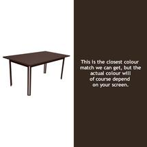Costa Dining 160x80 Table - Russet