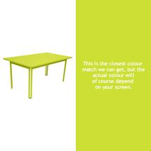 Costa Dining 160x80 Table - Verbena