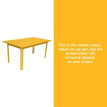 Costa Dining 160x80 Table - Honey