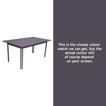 Costa Dining 160x80 Table - Plum