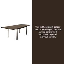 Costa Extending Table - Russet
