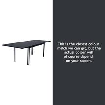 Costa Extending Table - Anthracite
