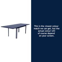 Costa Extending Table - Deep Blue