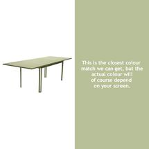 Costa Extending Table - Willow Green