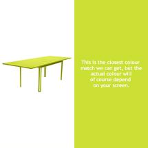 Costa Extending Table - Verbena Green