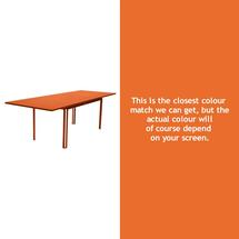 Costa Extending Table - Carrot