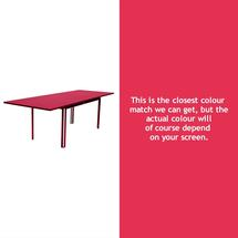 Costa Extending Table - Pink Praline